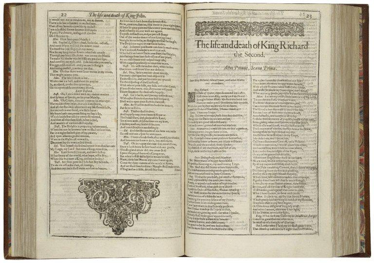 Richard Ii Essay Topics