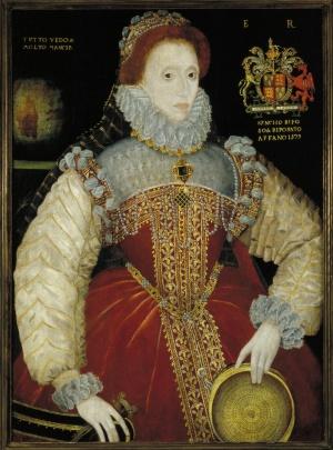 The Plimpton Quot Sieve Quot Portrait Of Queen Elizabeth I