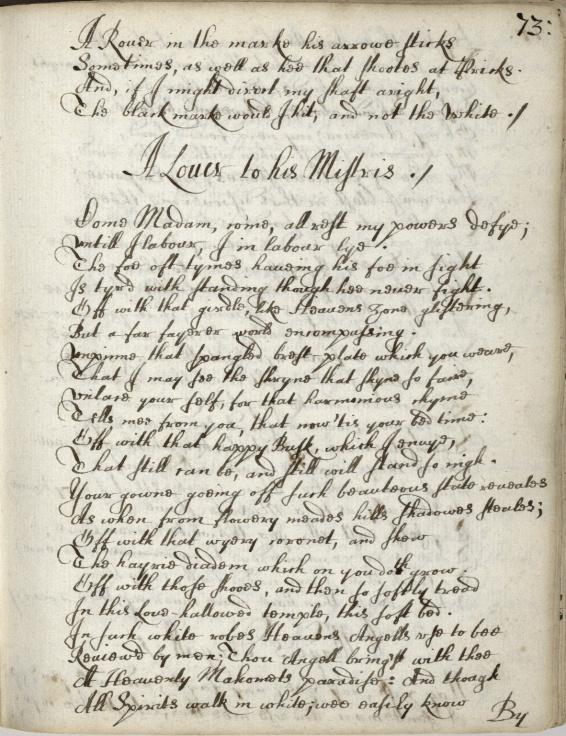 The Handwritten Worlds of Early Modem England - Folgerpedia 500f51f3d326